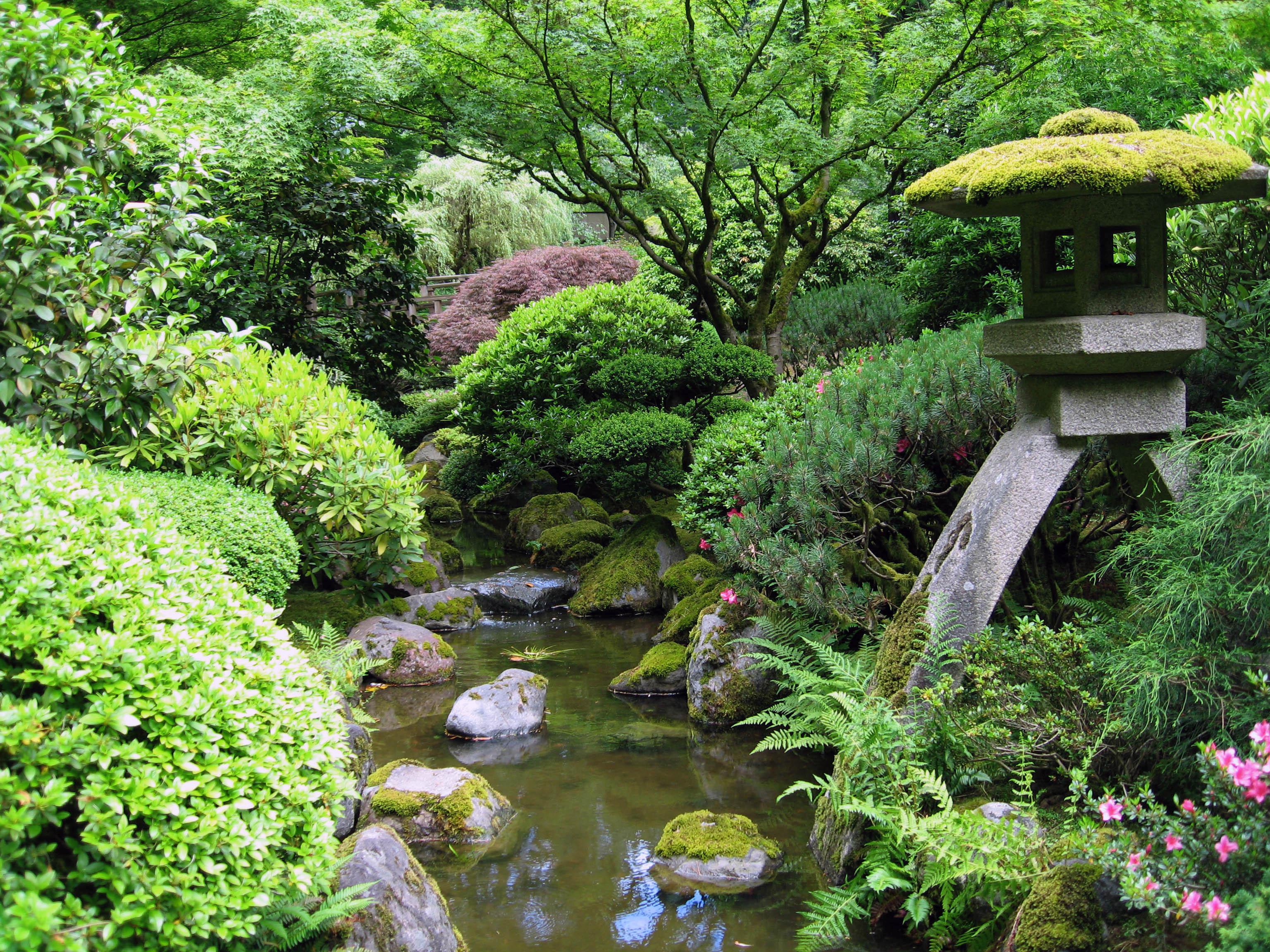 The Japanese Garden La Hotel