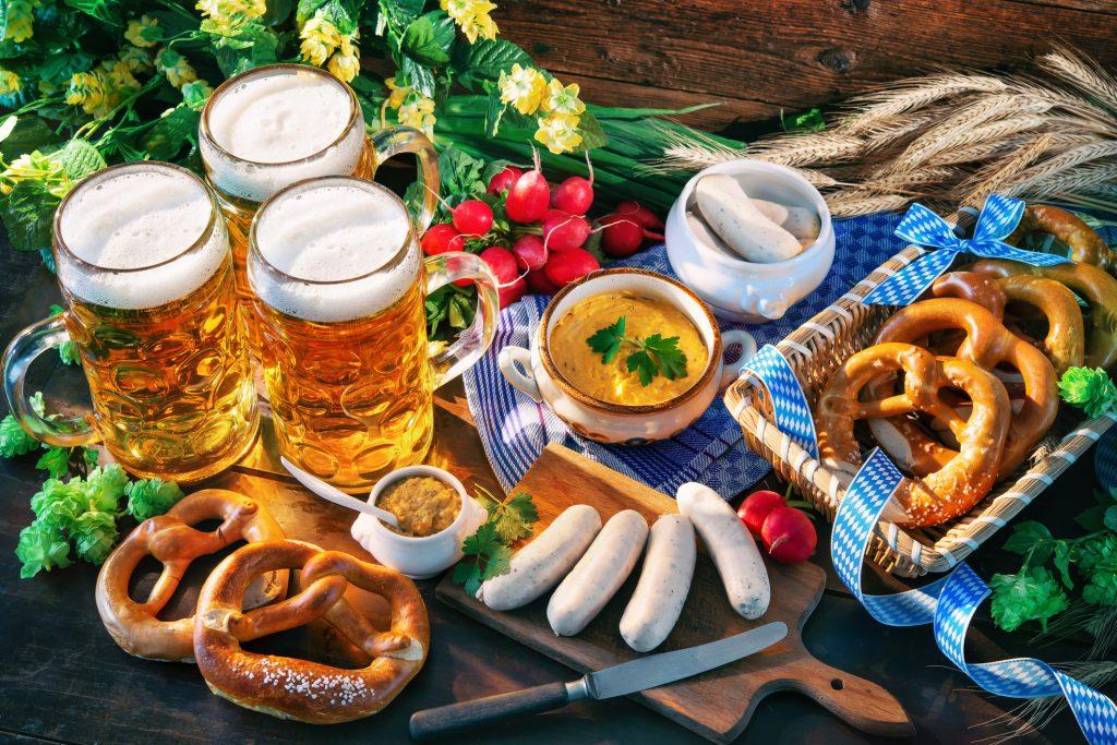 Coming Up: Oktoberfest