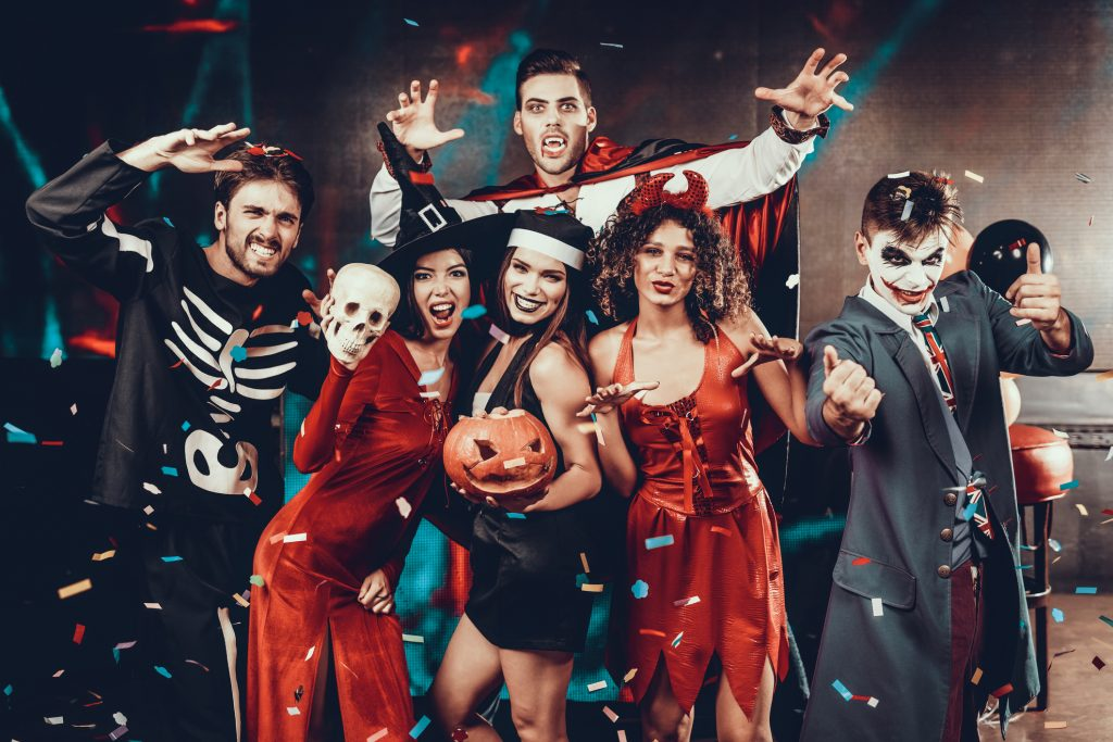 The Hottest Halloween Parties In LA