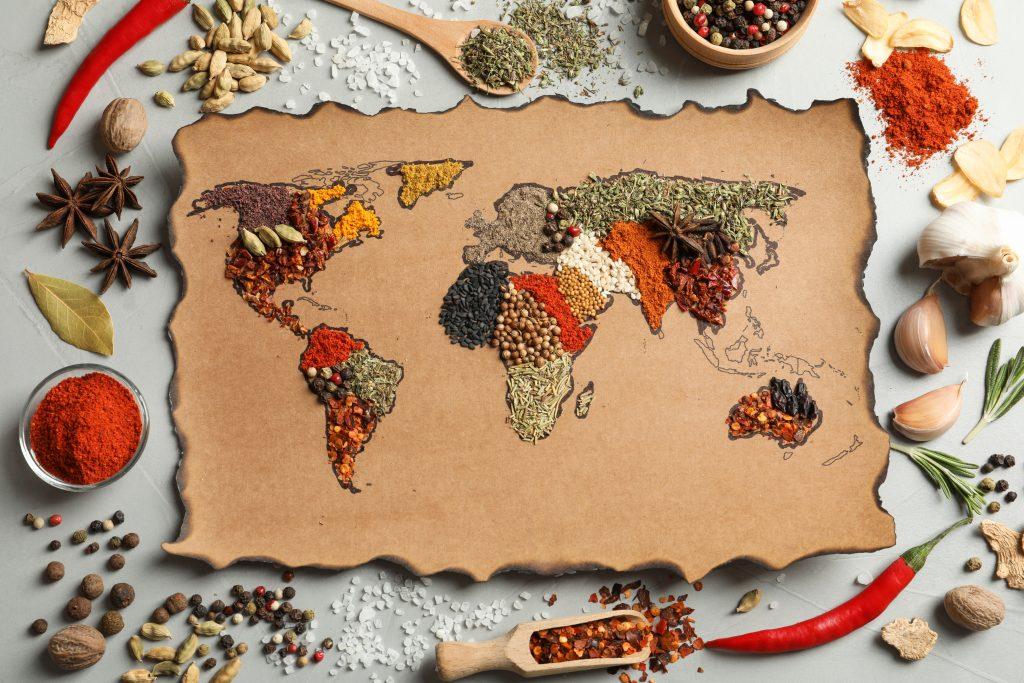 Dine Around The World: South America